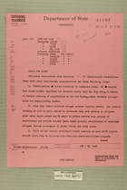 Telegram from Department of State to USUN New York, March 2, 1956