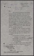 Letter from W. A. Smart to Foreign Office re: Estimates of Druze Forces and French Reinforcements, September 7, 1925