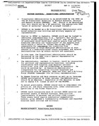 Department of State Paper re Eastern Slavonia Transitional Administration