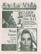 En La Vida, no. 28, October 1998