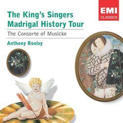 Madrigal History Tour Album Art