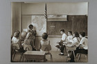 Classroom Scene for Summer Scholarship Program, no id, no date