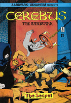 Cerebus the Aardvark, no. 6