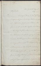 Copy of a Dispatch from Mr. Barclay Dated New York August 30th 1819, on the Proceedings of the Astronomers