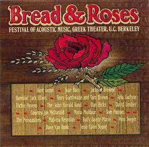 Bread & Roses: Festival of Acoustic Music, Greek Theater, U.C. Berkeley