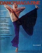 Dance Magazine, Vol. 51, no. 9, September, 1977