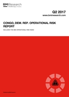 Congo, Dem. Rep. Operational Risk Report: Q2 2017