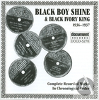 Black Boy Shine & Black Ivory King 1936-1937