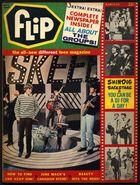 FLiP Teen Magazine, March 1965, no. 4, FLiP, March 1965, no. 4