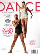 Dance Magazine, Vol. 87, no. 12, December, 2013