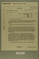 Airgram from AmConGeneral, Jerusalem to Secretary of State, March 14, 1959