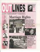 OUTLINES The Weekly Voice of the Gay, Lesbian, Bisexual and Trans Community Dec. 2, 1998 Serving the Community Since 1987