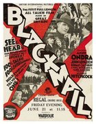 Blackmail (1929): Continuity script