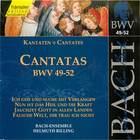 Bach: Cantatas, BWV 49-52