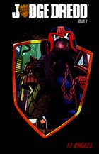 Judge Dredd, Vol. 4: Thirteen Badges