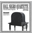 Hall Negro Quartette (1936)