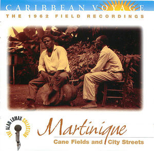 Carribean Voyage: Martinique - Cane Fields and City Streets