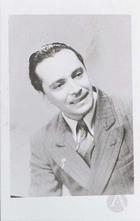 Photograph of Leonardo García Astol.