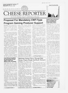 Cheese Reporter, Vol. 132, No. 9, Friday, August 31, 2007
