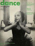 Dance Magazine, Vol. 27, no. 8, August, 1953