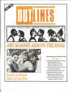 Outlines, The Voice of the Gay and Lesbian Community, Vol. 4, No. 1, June, 1990