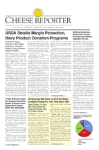 Cheese Reporter, Vol. 139, No. 10, Friday, August 29, 2014