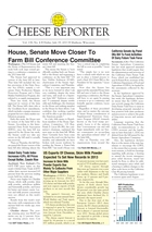 Cheese Reporter, Vol. 138, No. 4, Friday, July 19, 2013