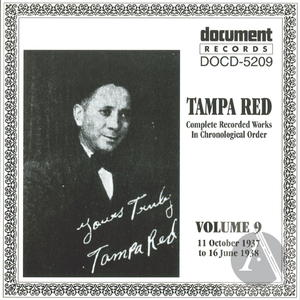 Tampa Red Vol. 9 (1937-1938)