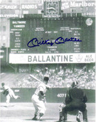 Boys' Room Dressing: Mickey Mantle Autograph Photo