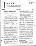 Trends, Vol. 4, No. 17