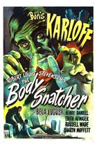 The Body Snatcher (1945): Shooting script