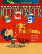 Psychotherapy Networker, Vol. 37, No. 5, September-October 2013