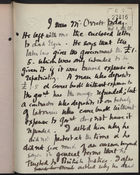 Colonial Office Minutes re: Recruiting Agents and Fees for Labour Repatriation, August [1907]