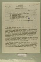 Memorandum of Conversation, October 30, 1957