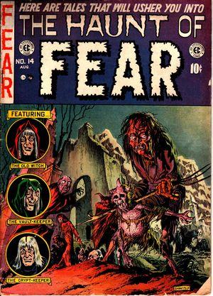 Haunt of Fear no.  14