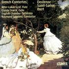 French Concertos: Devienne/Saint-Saëns/Ibert