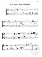 5. Fantasia por el quinto tono