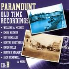Paramount Old Time Recordings, CD B