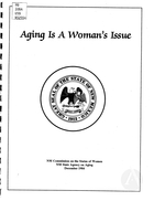 Aging Is a Woman's Issue