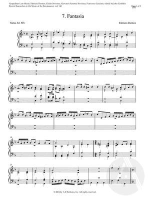 7. Fantasia
