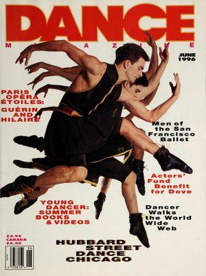 Dance Magazine, Vol. 70, no. 6, June, 1996