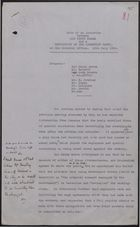 Note re: Interview Between Sir Henry Moore and Deputation of Communist Party at Colonial Office, July 15, 1938