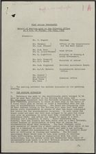 Record of Meeting in Colonial Office titled 'West Indian Immigrants,' July 3, 1959