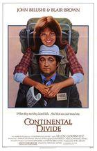 Continental Divide (1981): Shooting script