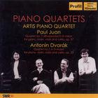 Dvorak: Piano Quartet No. 1 / Juon: Piano Quartet No. 1,