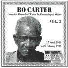 Bo Carter Vol. 3 (1934-1936)