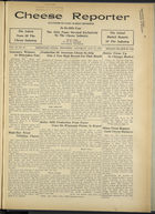 Cheese Reporter, Vol. 59, no. 52, Saturday, August 31, 1935
