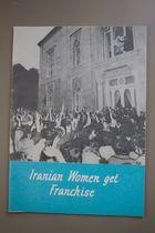 Indian Women Get Franchise [c. 1963]