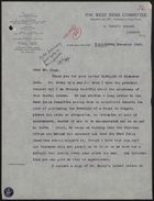 Letter from Algernon Aspinall, West India Committee, to W. J. Bigg, Colonial Office, re: Dr. Moody and Proposed Hostel, November 29, 1932