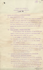 Extract from Minutes of Home-Grown Cereals Committee, Oct. 16, 1939